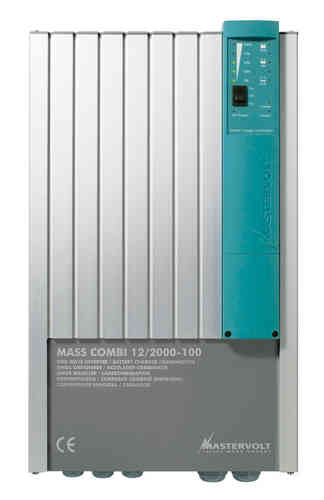 Inverter/Charger Mass Combi 24/2000W - 60A