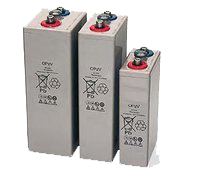 STATIONARY AND HERMETIC OPZV BATTERIES TAB