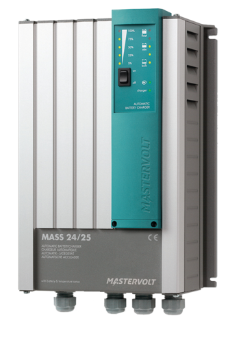 Battery charger Mass Series 24/25, Masterbus