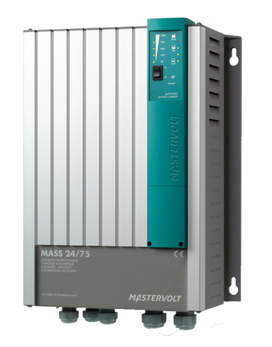 Battery charger Mass Series 24/75, Masterbus