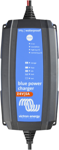BLUE POWER IP67 CHARGER 24/12 (1+Si)