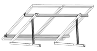 FLAT ROOF STRUCTURE