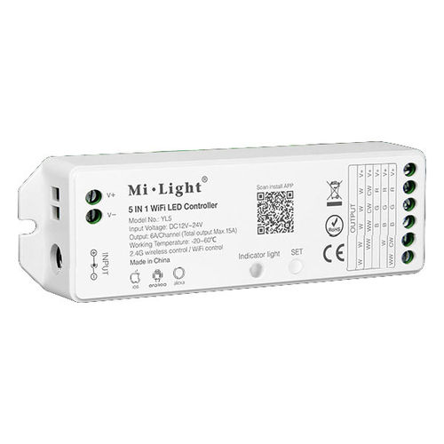 5 IN 1 WiFi LED Controller