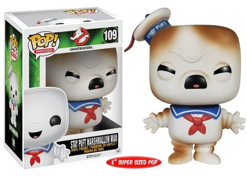 FIGURA POP GHOSTBUSTERS: TOASTED STAY PUFT OVERSIZED
