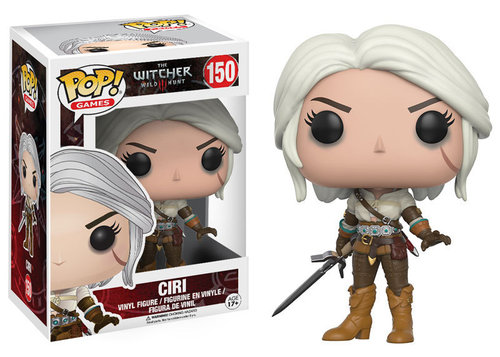 FIGURA POP THE WITCHER III: CIRI