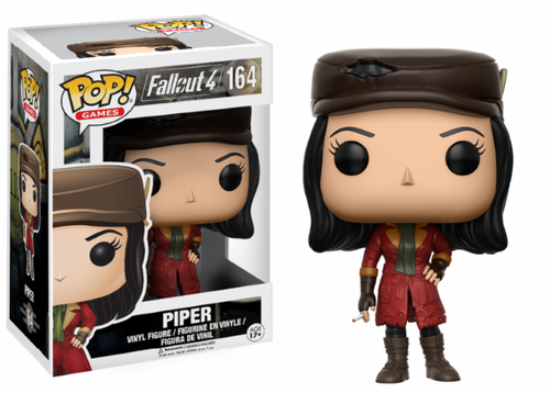 FIGURA POP FALLOUT 4: PIPER
