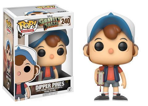 FIGURA POP GRAVITY FALL: DIPPER PINES