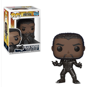 FIGURA POP BLACK PANTHER: BLACK PANTHER