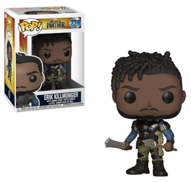 FIGURA POP BLACK PANTHER: KILLMONGER