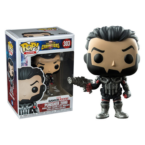 FIGURA POP CONTEST OF CHAMPIONS: PUNISHER 2099