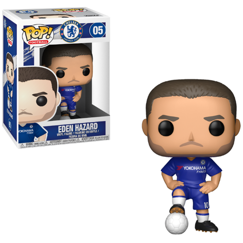 FIGURA POP FOOTBALL: EDEN HAZARD