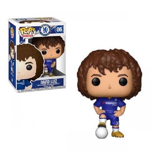 FIGURA POP FOOTBALL: DAVID LUIZ