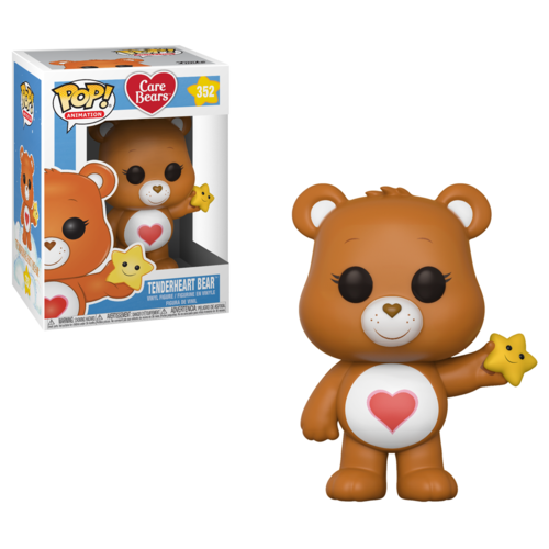 FIGURA POP CARE BEARS: TENDERHEART BEAR