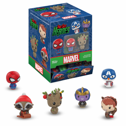 PINT SIZE HEROES: MARVEL HOLIDAY