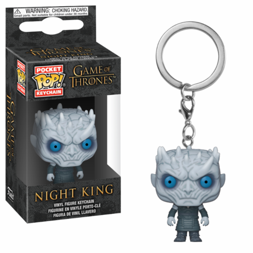 LLAVERO POCKET GOT: NIGHT KING