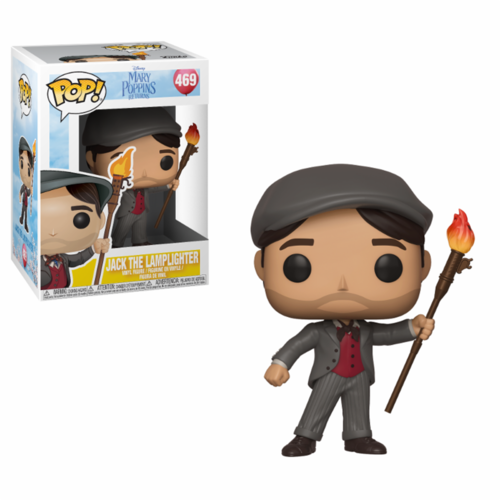 FIGURA POP MARY POPPINS RETURNS: JACK THE LAMPLIGHTER