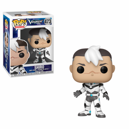 FIGURA POP VOLTRON: SHIRO