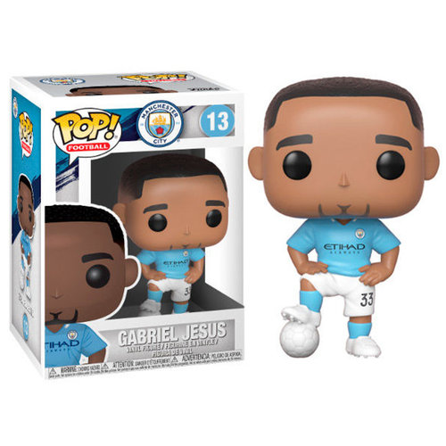 FIGURA POP FOOTBALL: GABRIEL JESUS