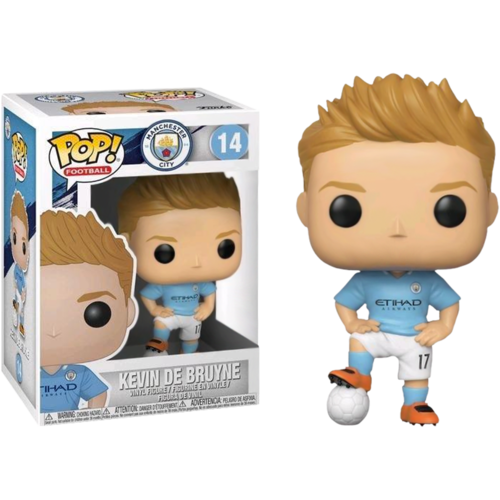 FIGURA POP FOOTBALL: KEVIN DE BRUYNE