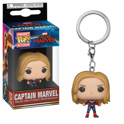 LLAVERO POCKET CAPTAIN MARVEL: CAPTAIN MARVEL