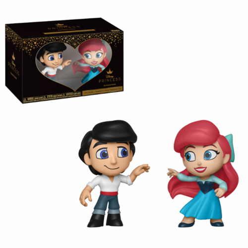 PACK MYSTERY MINIS: ERIC AND ARIEL