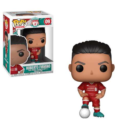 FIGURA POP FOOTBALL: ROBERTO FIRMINO