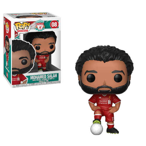 FIGURA POP FOOTBALL: MOHAMED SALAH