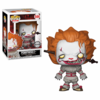 FIGURA POP IT 2017: PENNYWISE WITH WROUGHT IRON