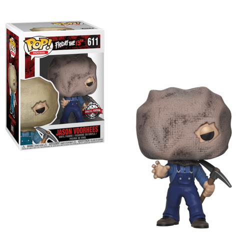 FIGURA POP FRIDAY THE 13TH: JASON WITH BAG MASK
