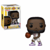 FIGURA POP NBA: LEBRON JAMES (WHITE UNIFORM)