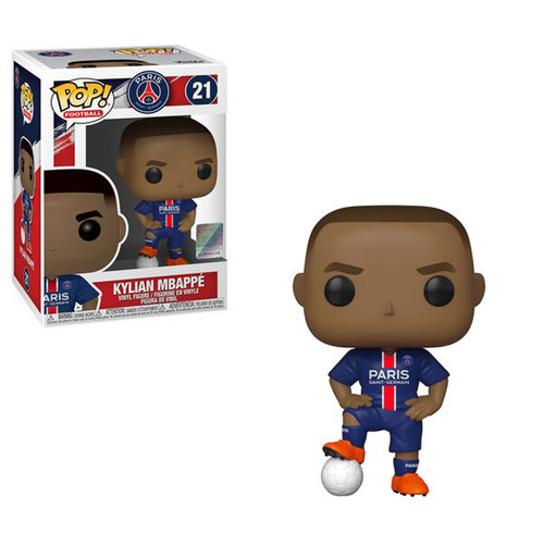FIGURA POP FOOTBALL: KYLIAN MBAPPÉ