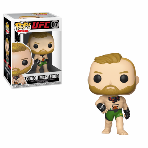 FIGURA POP UFC: CONOR MCGREGOR
