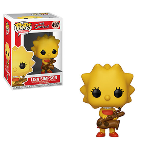 FIGURA POP THE SIMPSONS: LISA