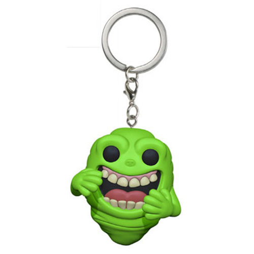 LLAVERO POCKET GHOSTBUSTERS: SLIMER