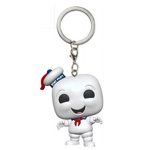LLAVERO POCKET GHOSTBUSTERS: STAY PUFT