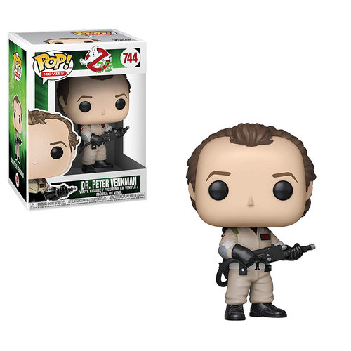 FIGURA POP GHOSTBUSTERS: DR. PETER VENKMAN