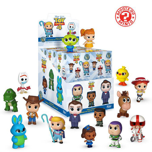 MYSTERY MINIS: TOY STORY 4