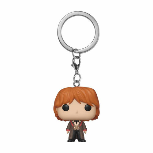 LLAVERO POCKET HARRY POTTER: RON (YULE BALL)