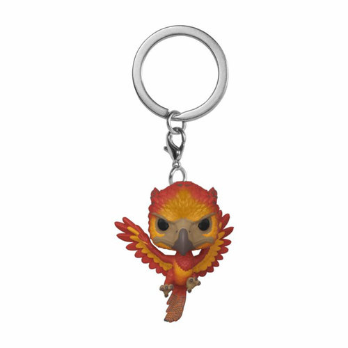 LLAVERO POCKET HARRY POTTER: FAWKES