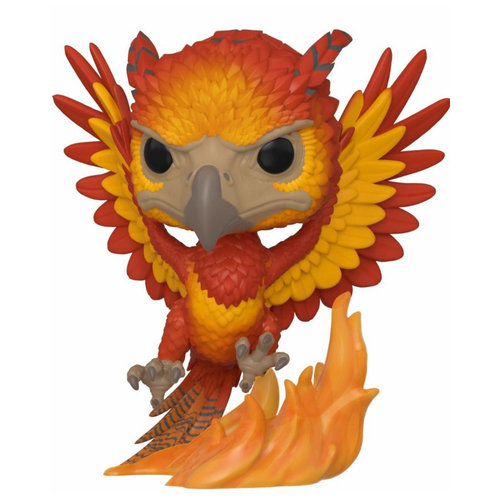 FIGURA POP HARRY POTTER: FAWKES