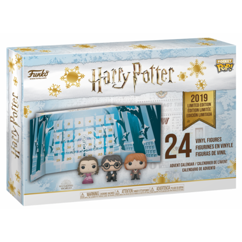 HARRY POTTER: CALENDARIO DE ADVIENTO 2019