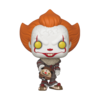 FIGURA POP IT CHAPTER 2: PENNYWISE W/ BEAVER HAT