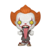 FIGURA POP IT CHAPTER 2: PENNYWISE W/ DOG TONGUE
