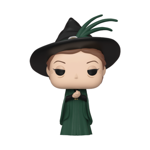 FIGURA POP HARRY POTTER: MINERVA MCGONAGALL (YULE BALL)
