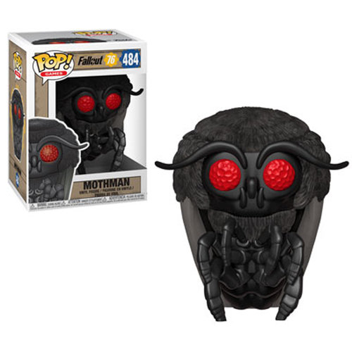 FIGURA POP FALLOUT 76: MOTHMAN