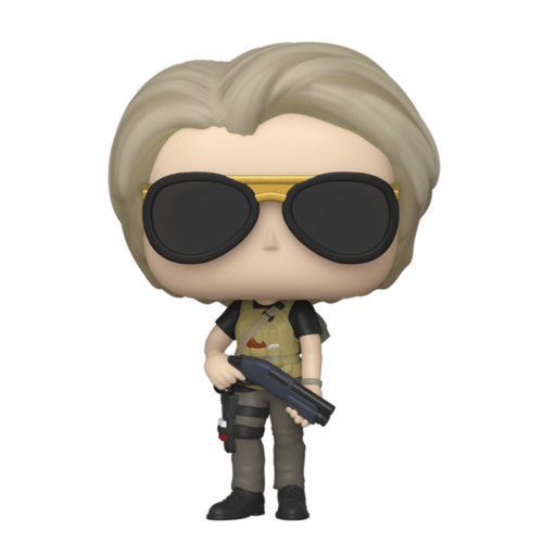 FIGURA POP TERMINATOR DARK FATE: SARAH CONNOR