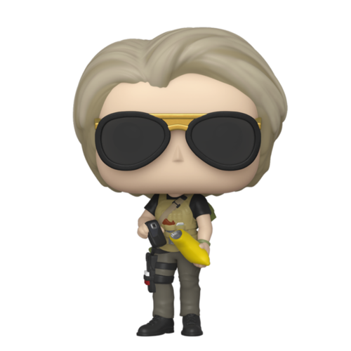 FIGURA POP TERMINATOR DARK FATE: SARAH CONNOR CHASE