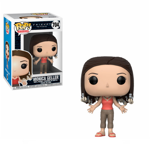 FALLO DE PINTURA - FIGURA POP FRIENDS: MONICA GELLER