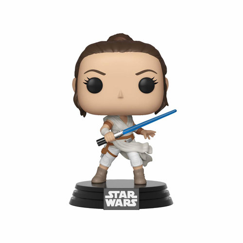 FALTA PIEZA - FIGURA POP STAR WARS RISE OF SKYWALKER: REY