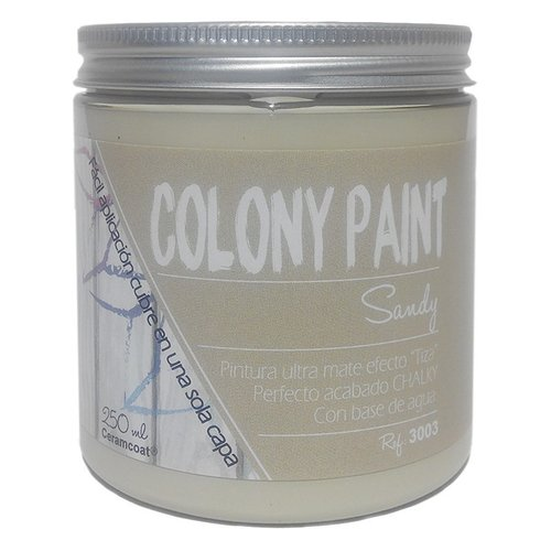 COLONY PAINT CHALKY SANDY